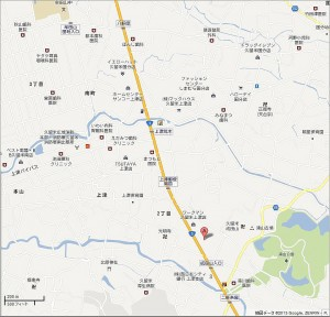 flyz_kurume_googlemap