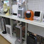 冬物季節家電を売るなら 総合リサイクルショップフライズ久留米店 久留米市 買取り情報