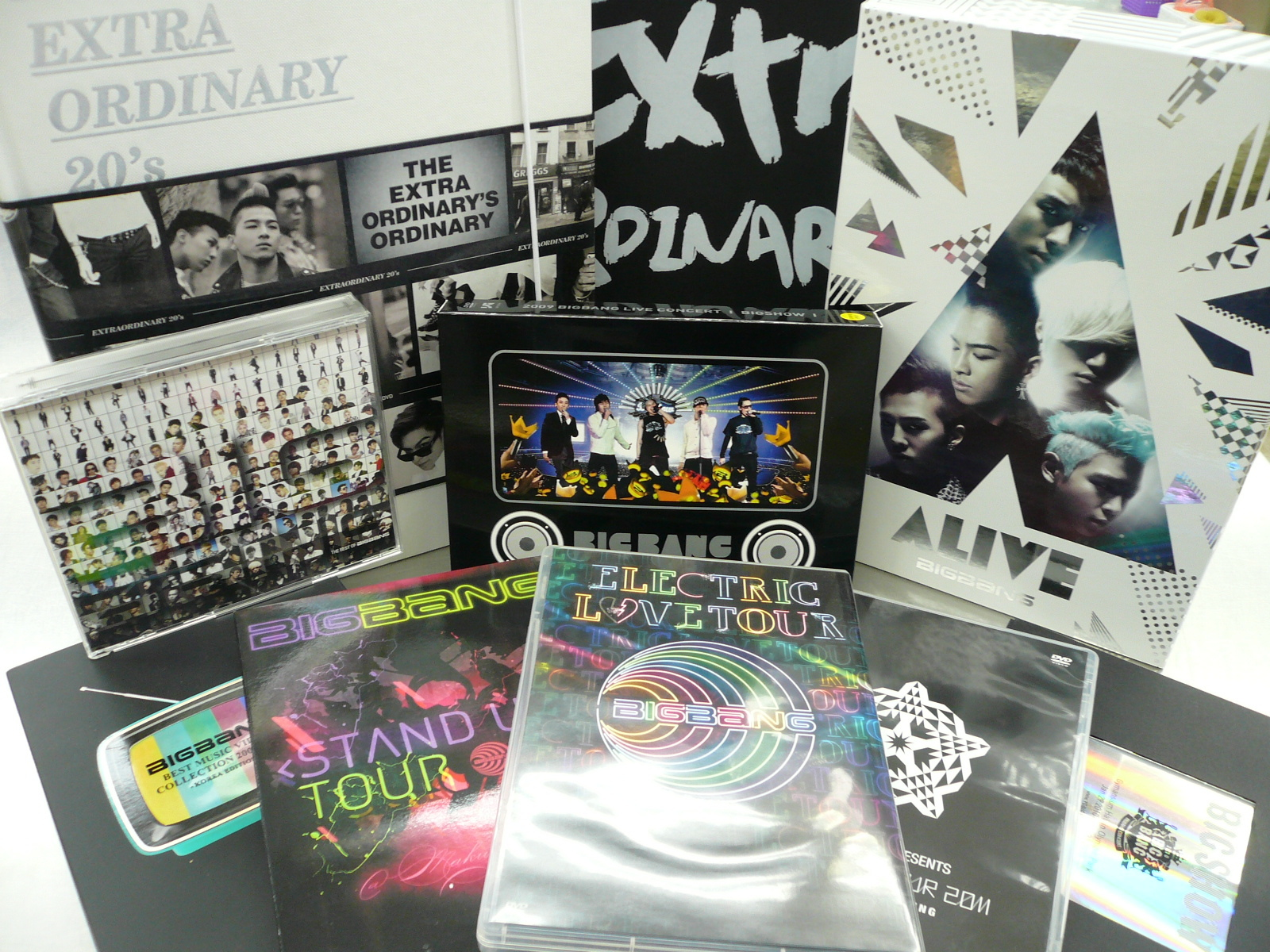 買取情報!「BIG BANG」CD&DVDソフト!リサイクルショップフライズ佐賀店