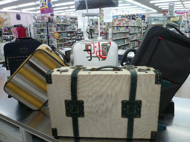 スーツケース を売るなら 総合リサイクルショップフライズ佐賀店 佐賀市 買取り情報