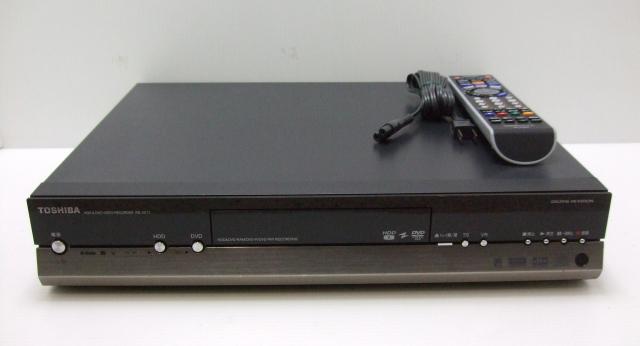 東芝 地デジ対応HDDレコーダー RD-XD71 買取&販売情報! フライズ鳥栖店