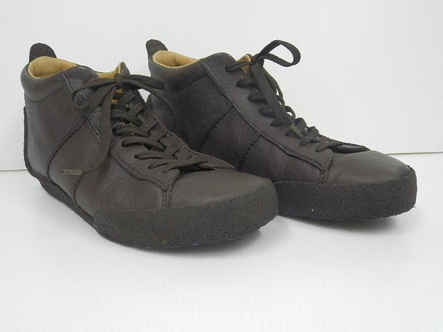 Clarks クラークス MILLIGAN BOOT Ebony Tumbled Leather UK-7G JPN-25.5 dk brown 買取&販売情報!フライズ鳥栖店!