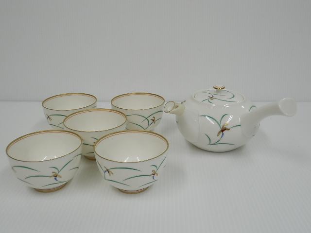 香蘭社の茶器揃買い取りました!フライズ鳥栖店