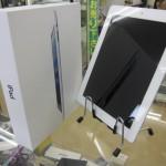 リサイクルショップフライズ久留米店 Apple iPad Retina 買取情報! 久留米市上津町 成田山隣 久留米市周辺 一般家庭のご不用品 何でも買い取ります