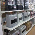 冬物季節家電を買うなら 総合リサイクルショップフライズ久留米店 久留米市 買取り情報