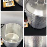 鍋を売るなら 総合リサイクルショップフライズ久留米店 久留米市 買取り情報