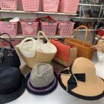 夏バッグ、夏帽子を買うなら 総合リサイクルショップフライズ久留米店 久留米市 買取り情報