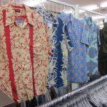 アロハシャツを買うなら 総合リサイクルショップフライズ久留米店 久留米市 買取り情報