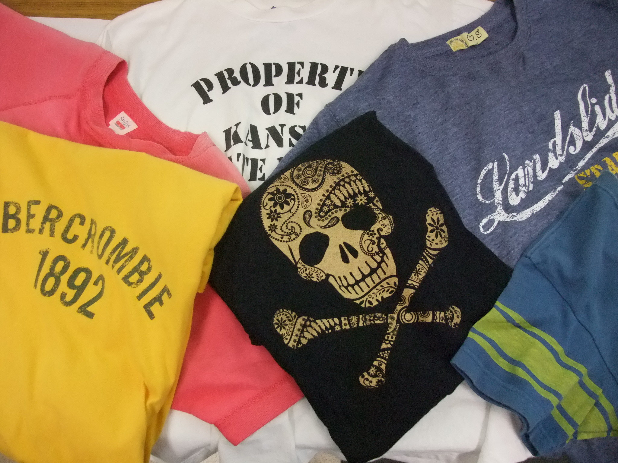 メンズTシャツ買取強化中! メンズ アメカジ系ブランドT高価買取中です。