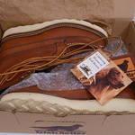 デッドストック品 50周年記念モデル レッドウィング 1953 アイリッシュセッター ブーツ  モックトゥ 7E 未使用買い取らせて頂きました。フライズ鳥栖店